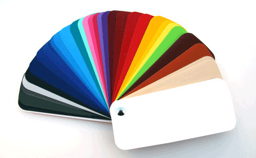 En verden af nye Farver fra PP Malerfirma